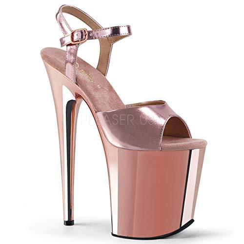 Pleaser Women's Flamingo-809 Ankle-Strap Sandal -