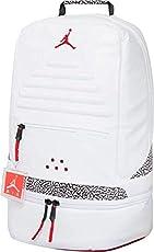 f79e41090d58 NIKE JORDAN RETRO 3 BACKPACK BAG WHITE-BLACK-CEMENT 9A0018-001