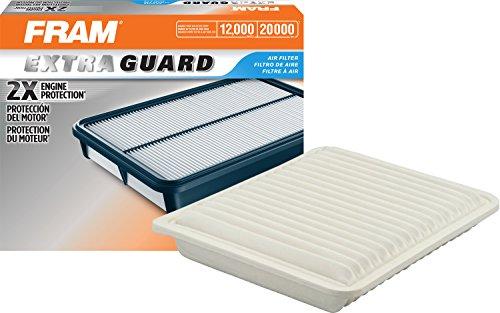 FRAM CA10163 Extra Guard Flexible Rectangular Panel Air Filter