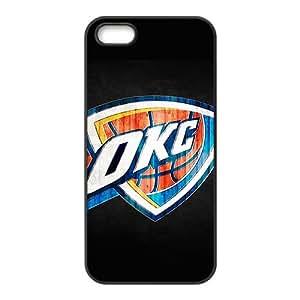 XXXD oklahoma city thunder logo Hot sale Phone Case for iPhone 5S
