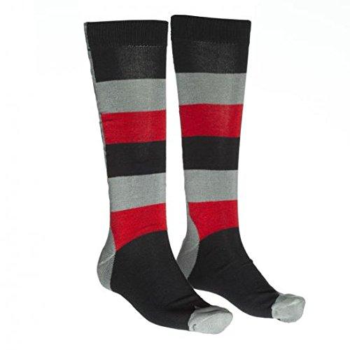 Volcom Socken Mod Stripe Sock - Calcetines para hombre, color carbón, talla L/XL: Amazon.es: Deportes y aire libre