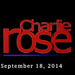 Charlie Rose: Michael Morell and Terry Gilliam, September 18, 2014