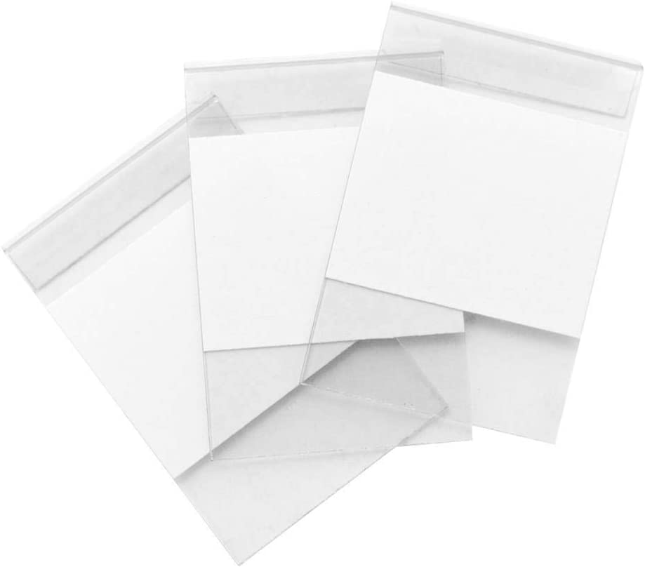 Ivory Custom Printed Add Your Logo Jewelry Hanging Earring Cards ~ 100 Per Pack