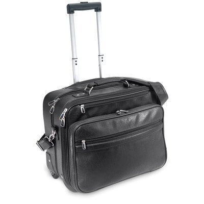 UPC 726839877087, Travelers Choice G Pacific Churchill Rolling 17 in. Laptop Briefcase Case