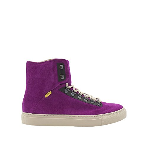 Rems ¡nuevo! Rems Suede High Top Sneaker Purple