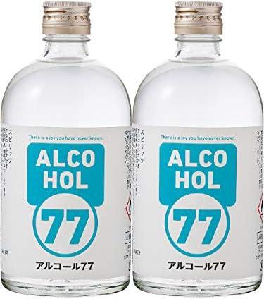 菊水 アルコール 77