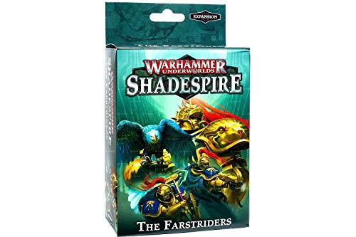 Games Workshop Farstriders Warhammer Underworlds: Shadespire Expansion