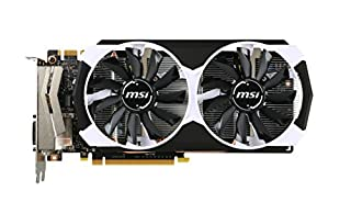 MSI Armor 2X GTX 960 4GB OC Dual Fan HDCP Ready SLI Support (GTX 960 4GD5T OC) (B011S6GUCQ) | Amazon price tracker / tracking, Amazon price history charts, Amazon price watches, Amazon price drop alerts
