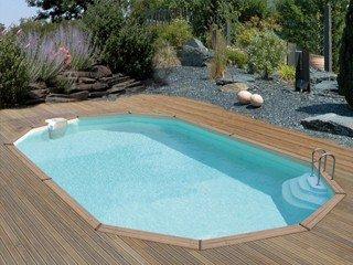Kit Piscine Bois Sunbay Pianosa Ovale 10 37x6 06x1 48m Sunbay 770097