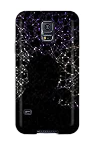 New Nick Tate Super Strong Digital Art Tpu Case Cover For Galaxy S5