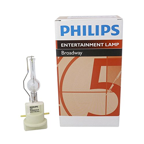 Philips MSR Platinum 35 ST 800W AC Reflector Lamp for Theater Lighting by Philips