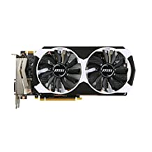 MSI Computer Video Graphics Cards GTX 960 4GD5T OC