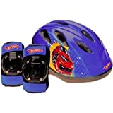 Bell Toddler Trail Blazer Helmet and Pads Value Pack