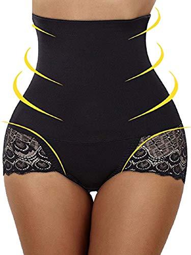 SEMIR Womens Body Shaper High Waist Tummy Control Shapewear Panty Slim Waist Trainer