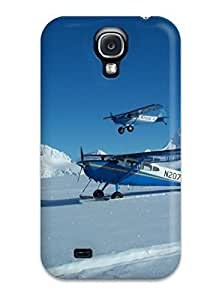 Galaxy S4 Case Slim [ultra Fit] Aircraft Protective Case Cover