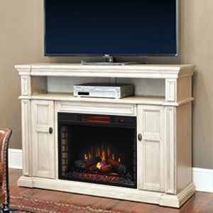Amazon.com: ClassicFlame Wyatt TV Media Console Electric Fireplace 28MM4684-T477: Home & Kitchen