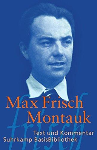 Max Frisch, Montauk Text fb2 book