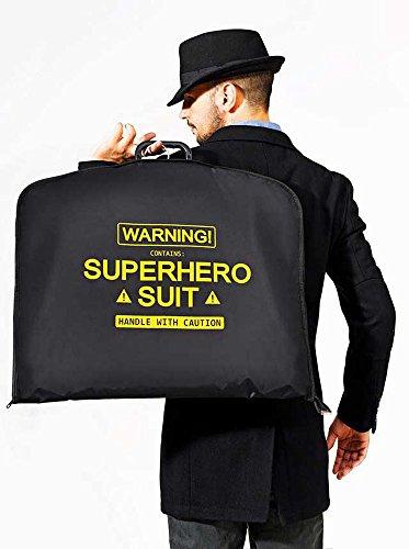 Superhero Garment Suit Tasche Halter