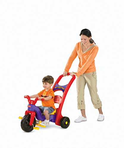 Preschool Trikes (Fisher-Price Rock, Roll 'n Ride Trike [Amazon Exclusive])