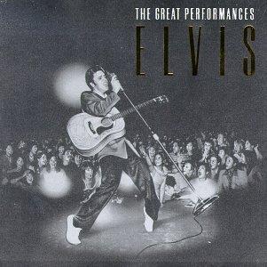 Elvis Presley - Elvis The Great Performances - Zortam Music