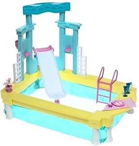 Barbie Fabulous Fountain Pool Playset Toys Games