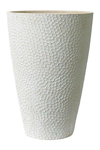 15 Inch Planter (Algreen Hammered Vase Planter, 15