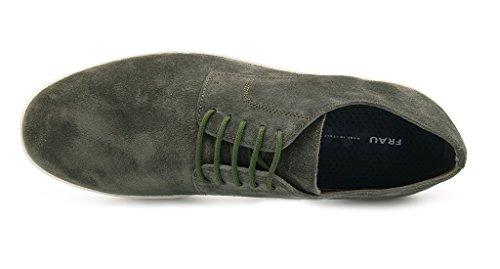 FRAU - Zapatos de cordones de Piel para hombre