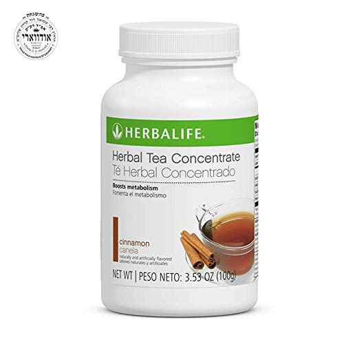 Herbalife Herbal Tea Concentrate (Cinnamon, 3.6 OZ (102g))