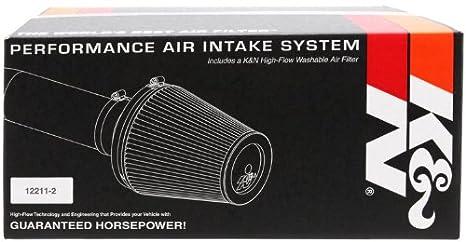 K/&N Air Intake System TYPHOON For 14-15 CHEVY CRUZE L4-2.0L DSL 69-4531TTK NEW!!