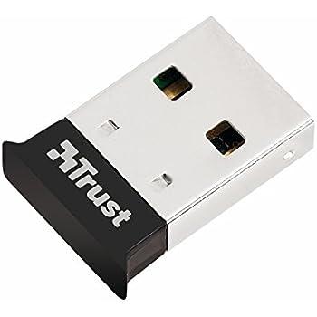 Trust USB Bluetooth 4.0 - Bluetooth Adapter - 15 m Indoor Range - Exte