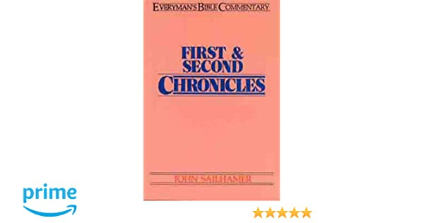 First & Second Kings- Everymans Bible Commentary (Everymans Bible Commentaries)