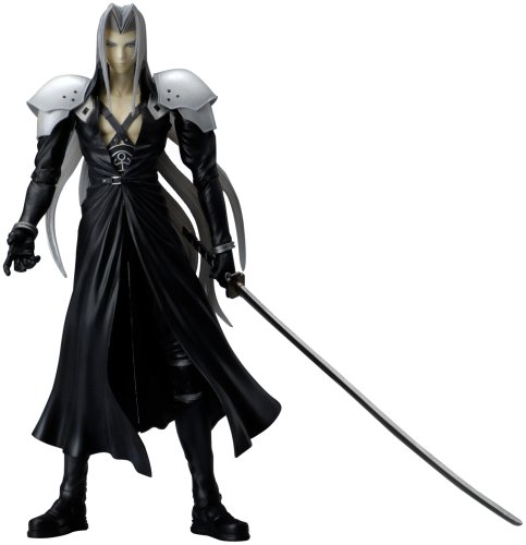 FINAL FANTASY VII PLAY ARTS VER. 2 SEPHIROTH FIGURE