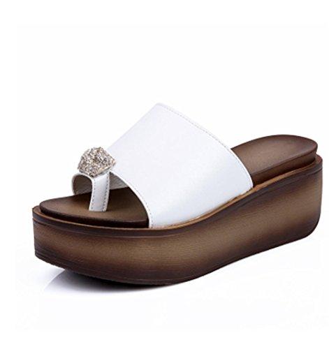 chaussures de ¨¦pais pengweiPantoufles loquat d'¨¦t¨¦ femme chaussures sandales 3 IqvvFtwz