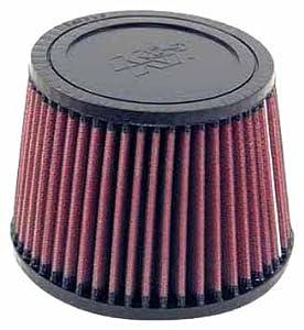 K&N(ケーアンドエヌ) カスタムフィルター ラウンドテーパー φ62mm ラバーモールドエンドキャップ  GOOSE250[グース] GOOSE350 R-1380