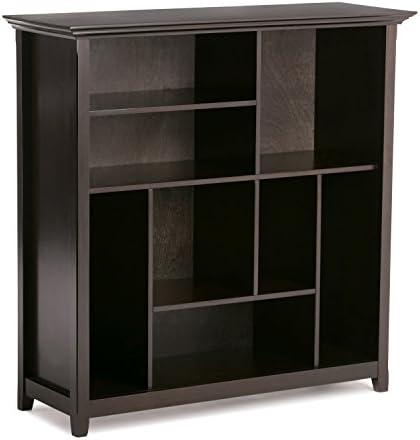 SIMPLIHOME Amherst Multi Cube Storage Unit Bookcases