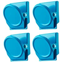 Evsta Oleby Magnetic Fridge Clips - Quality Brand -Solid Magnet - Shipping