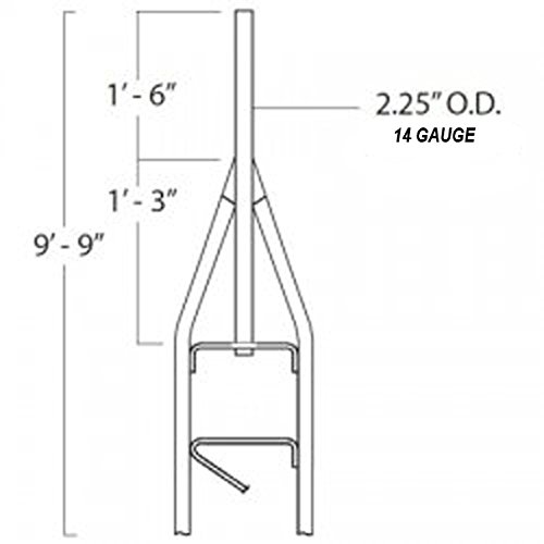 Rohn 25G Series 20' Basic Tower Kit