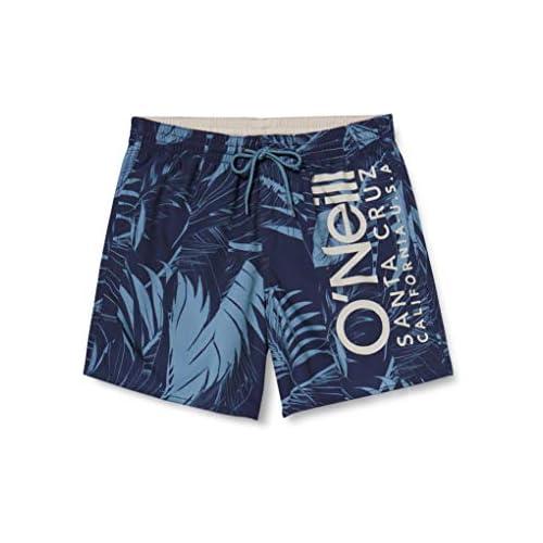 chollos oferta descuentos barato O NEILL Cali Floral Bañador para Hombre Hombre Pantalones Cortos 0A3228 Azul Blue AOP Large