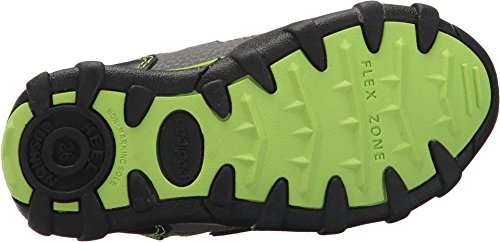 Pictures of pediped Kids' Flex Max RS5021 Charcoal Lime 2