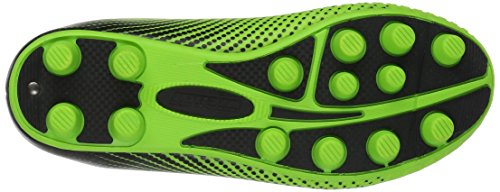 Vizari Unisex Stealth FG Green/Black Size 2 Soccer Shoe M US Little Kid by Vizari (Image #3)