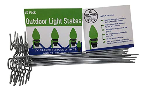 C9 Led Light Stakes in US - 6
