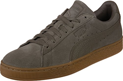 Marrón Warmth Adulto Classic Puma Unisex Zapatillas Suede Natural qYt10