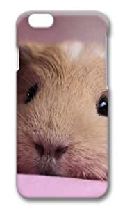 Adorable Guinea pig 2 Hard Case Protective Shell Cell Phone Cover For Apple Iphone 6 Plus (5.5 Inch) - PC 3D