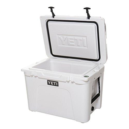 YETI YT50W Tundra 50 Quart White Cooler