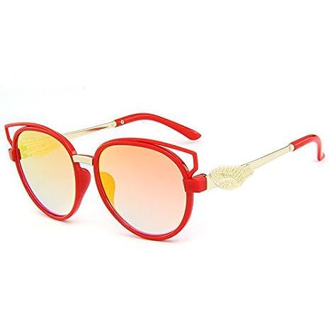 KLXEB Kinder Sonnenbrillen Sonnenbrillen Kind Weiblichen Baby Baby Jungen Anti Uv-Sonnenbrillen Kinder Sommer Schatten, Schwarz