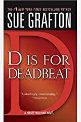 """D"" is for Deadbeat: A Kinsey Millhone Mystery Kindle Edition"