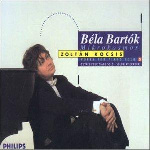 Bela Bartok Zoltan Kocsis Bartok Mikrokosmos Works