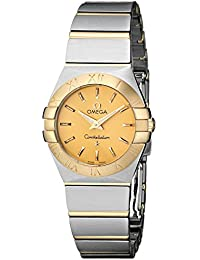 Women's 123.20.24.60.08.001 Constellation Champagne Dial Watch