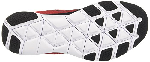 Red Free Trainer V7 University Black Scarpe Fitness Sportive Nike Rosso Indoor White Uomo vqdx4nvw