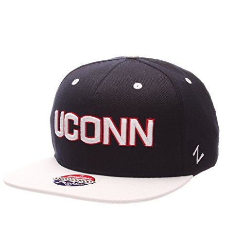 (Zephyr Uconn Huskies Official NCAA Z11 Adjustable Hat Cap by 248683)